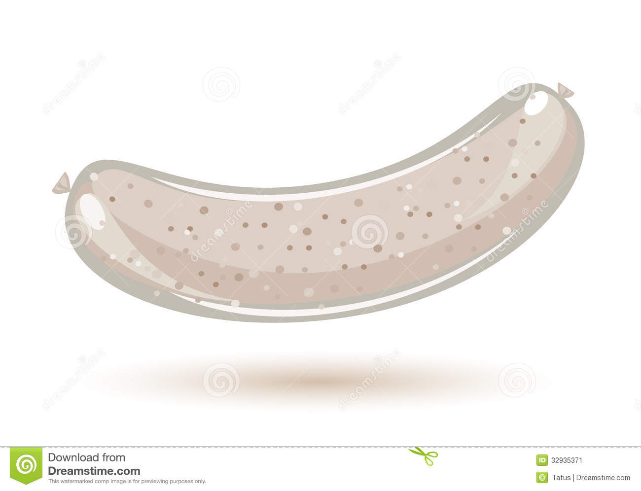 Stock Image Weisswurst German Oktoberfest Food Vector Illustration Image32935371 on traditional country kitchen