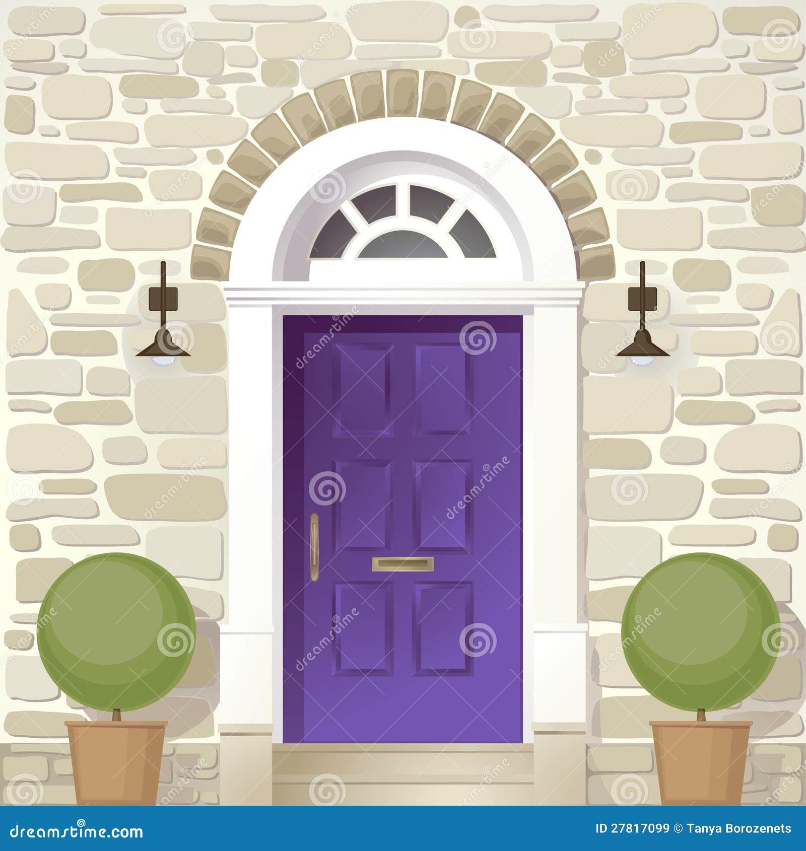Wejście dom