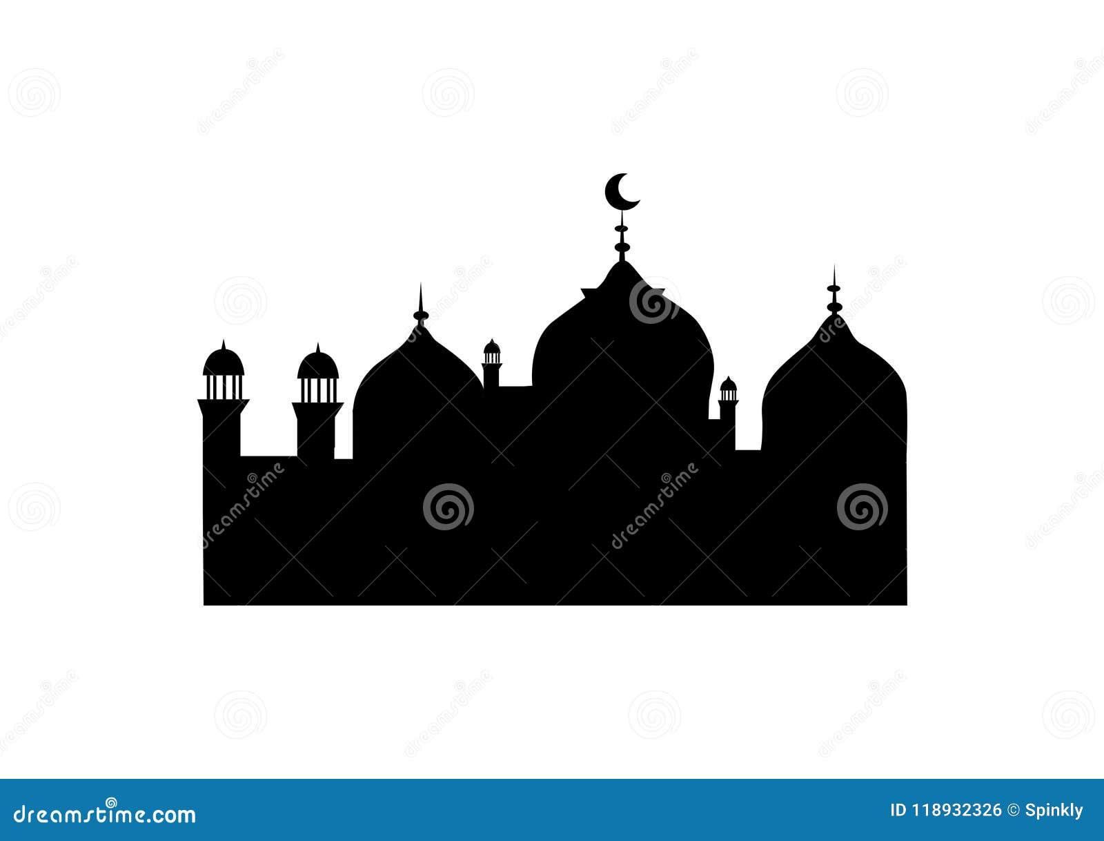 Wektor meczet dla use