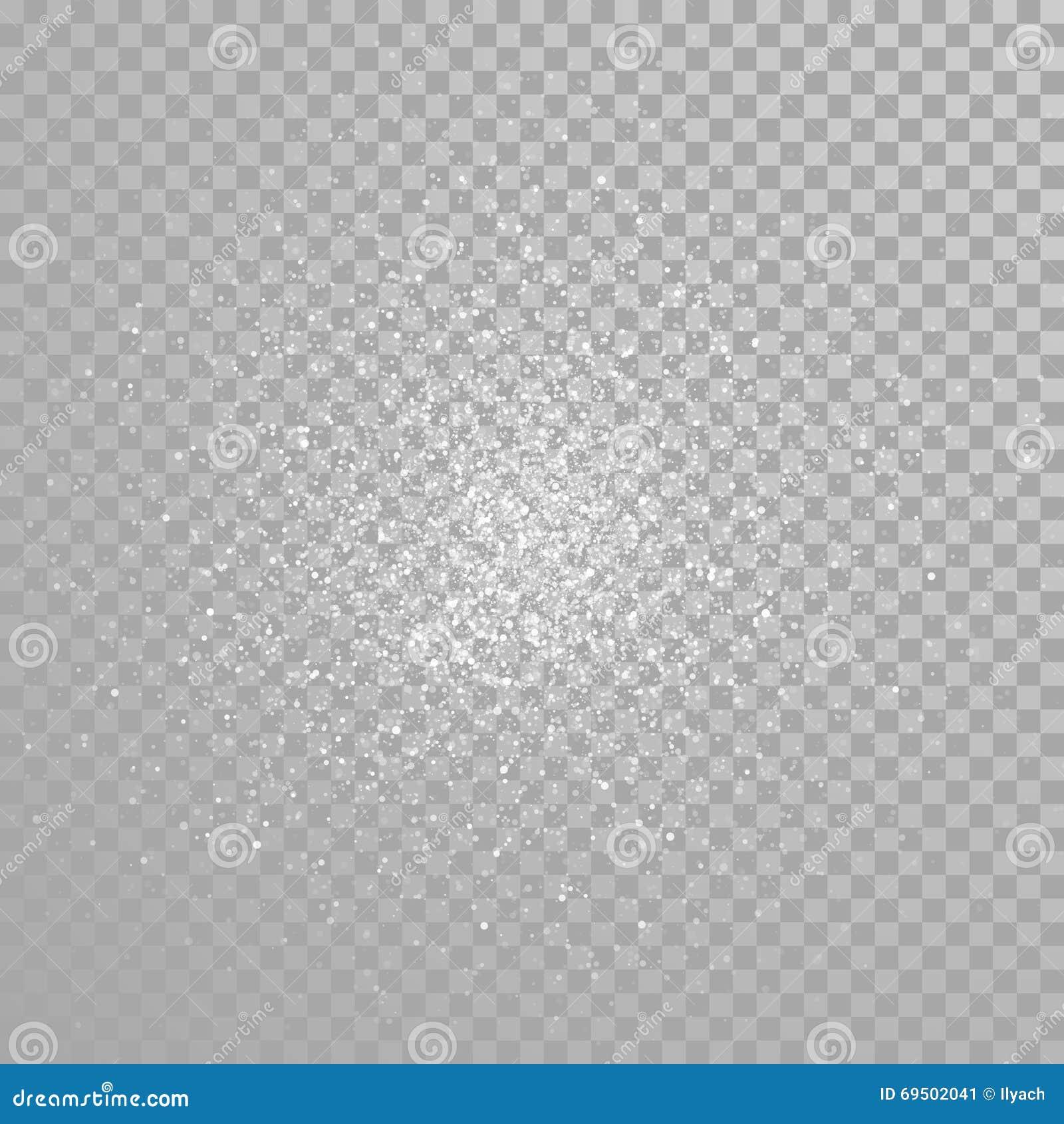 Wektorowa diamentowa błyskotliwość błyska splatter