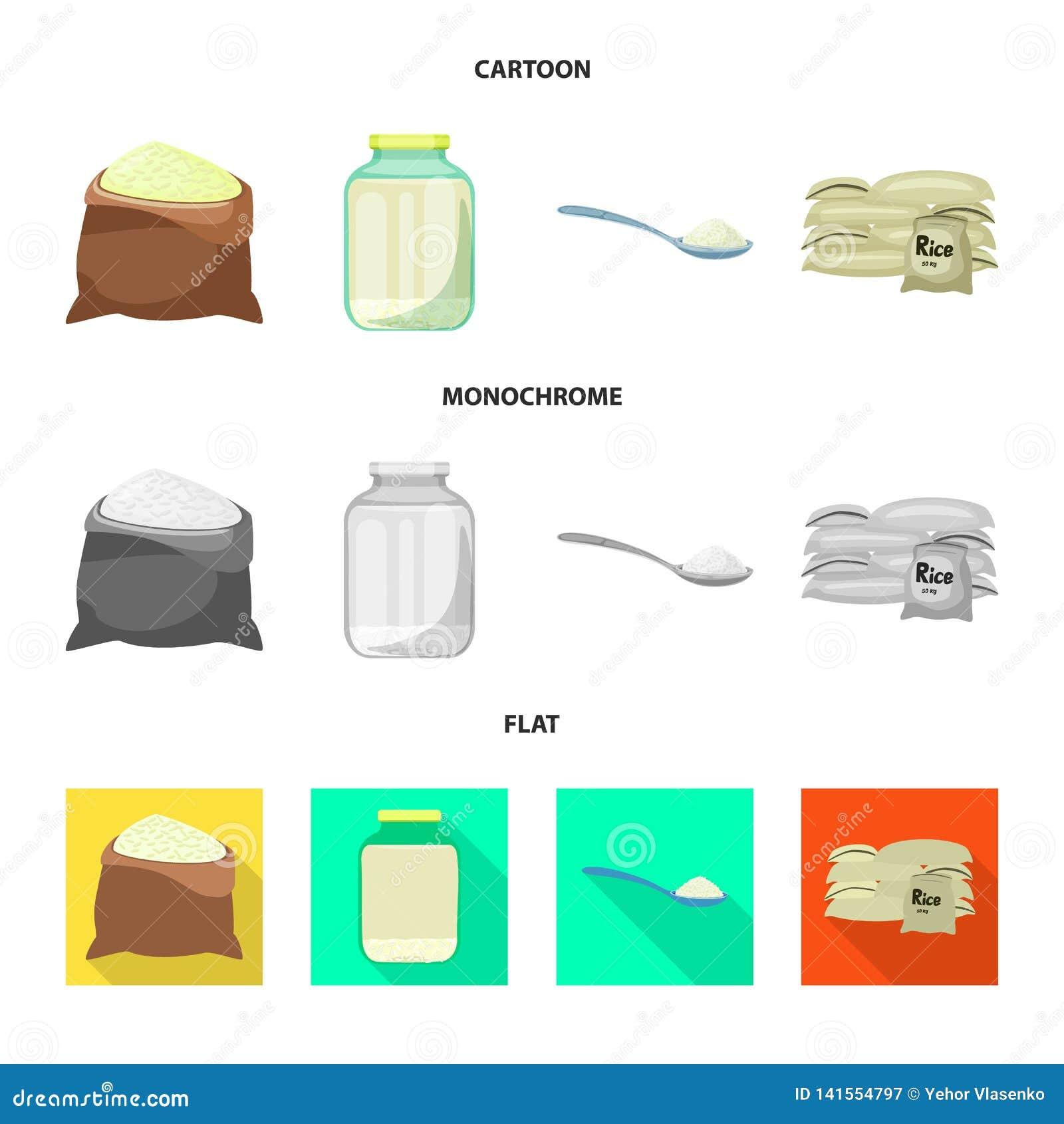 Wektorowa ilustracja uprawa i ekologiczny logo Kolekcja uprawa i kucharstwo akcyjna wektorowa ilustracja