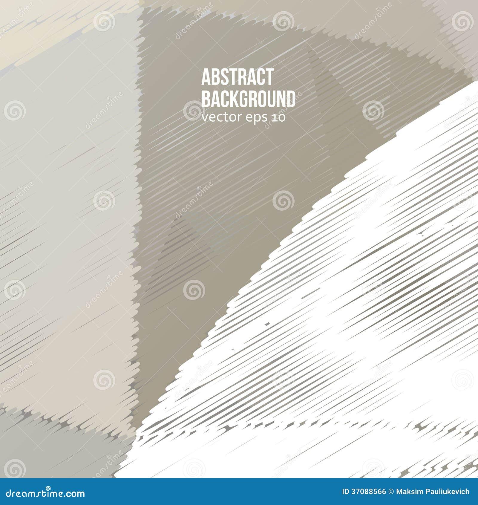 Download Wektorowy Abstrakcjonistyczny Tło. Skrobanina I Kolor Ilustracja Wektor - Ilustracja złożonej z jesienny, linia: 37088566