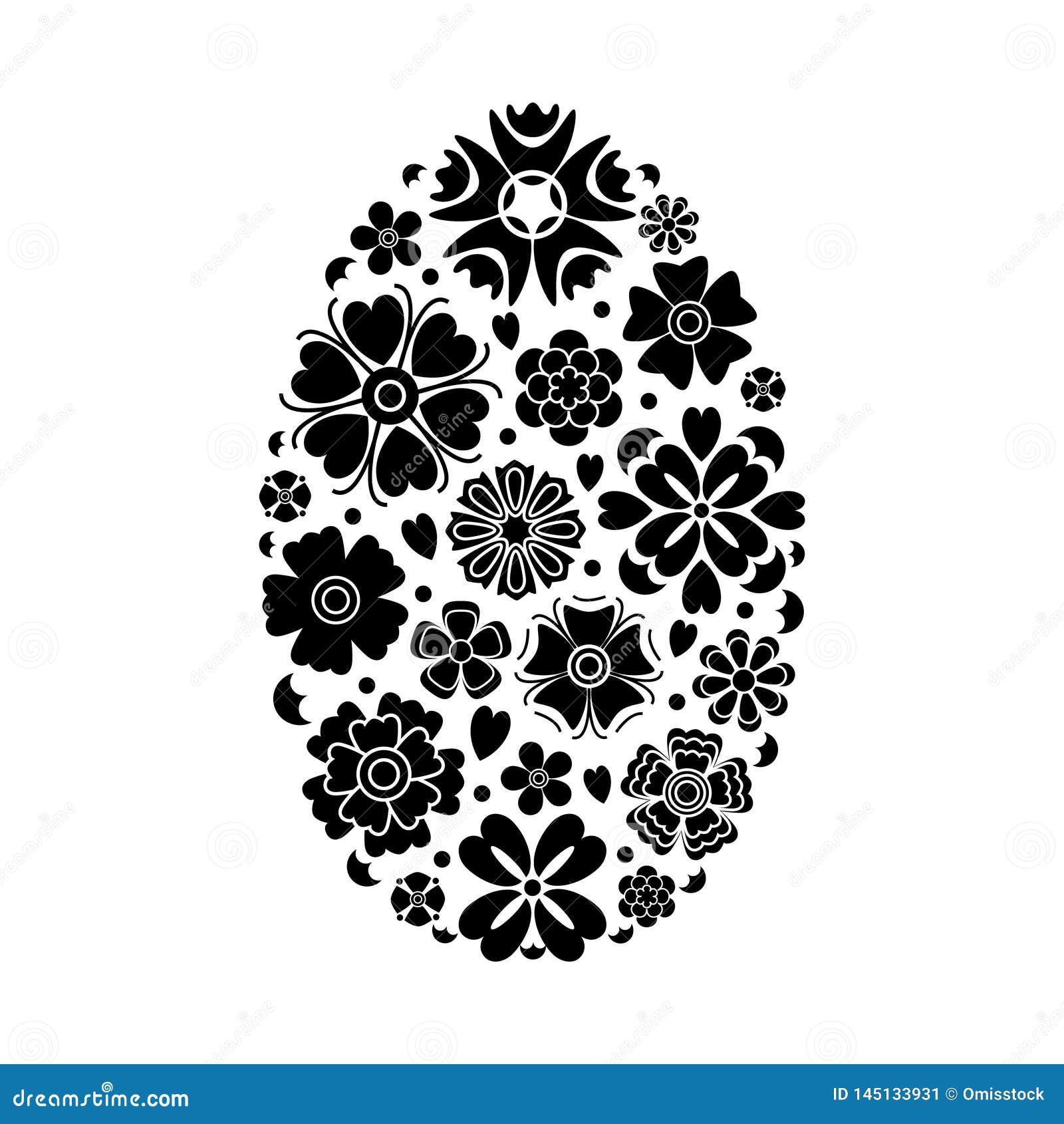 Wektorowy Easter jajko