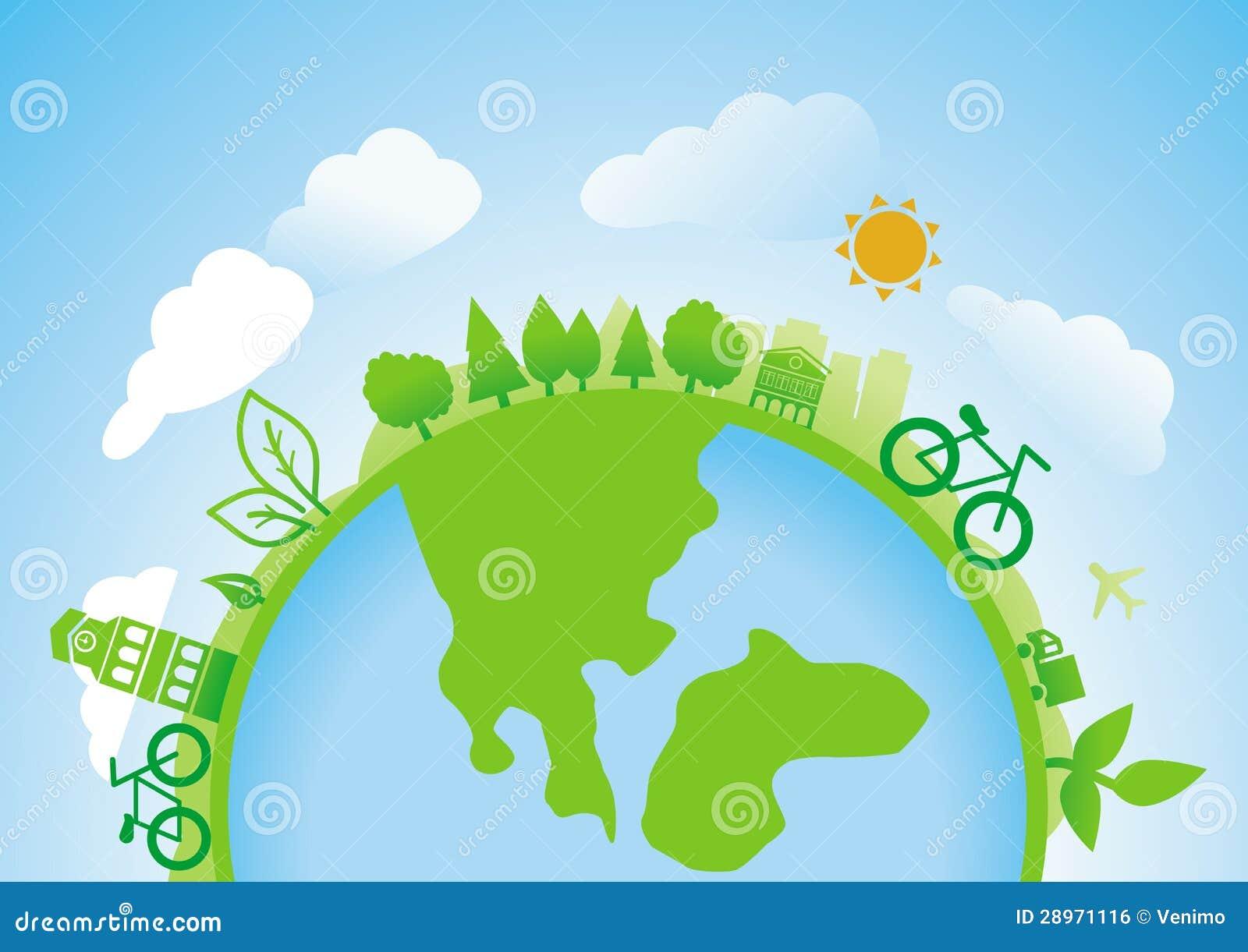 Wektorowy ekologii pojęcie