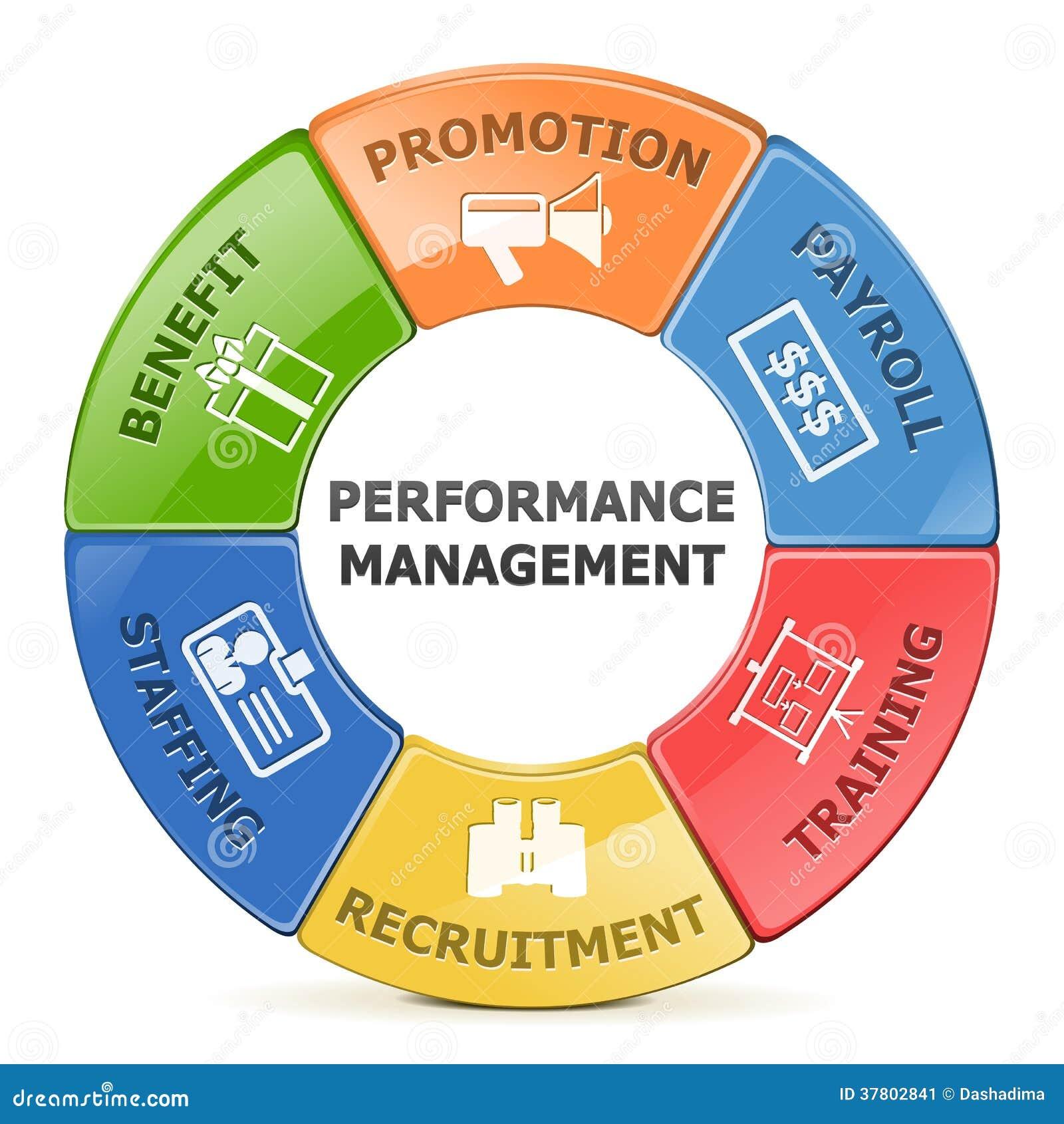 Wektorowy systemy zarządzania wydajnością system