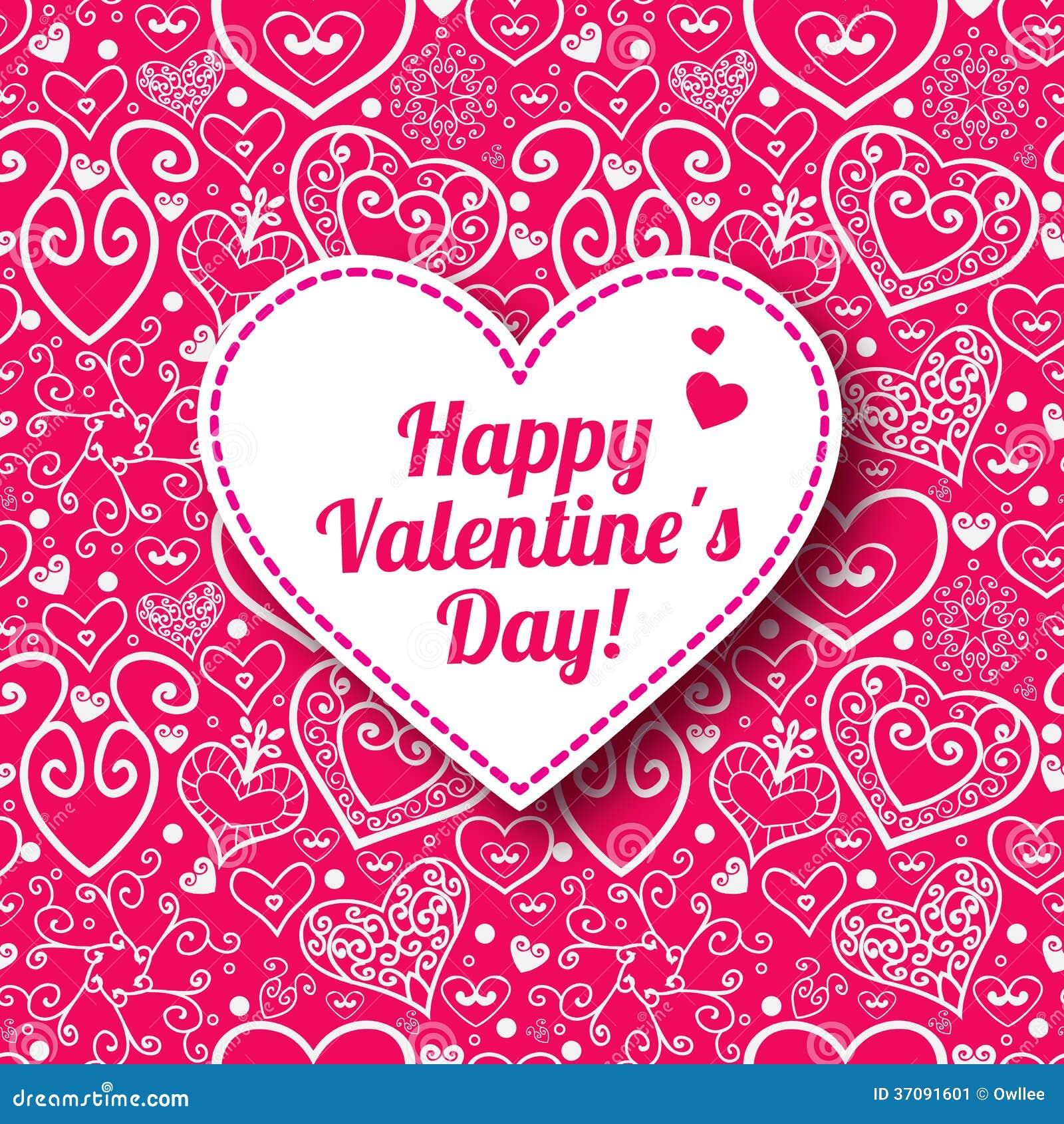 Download Wektorowy Walentynka Dnia Koronkowy Papierowy Kierowy Powitanie Ilustracja Wektor - Ilustracja złożonej z sztandar, dekoracje: 37091601