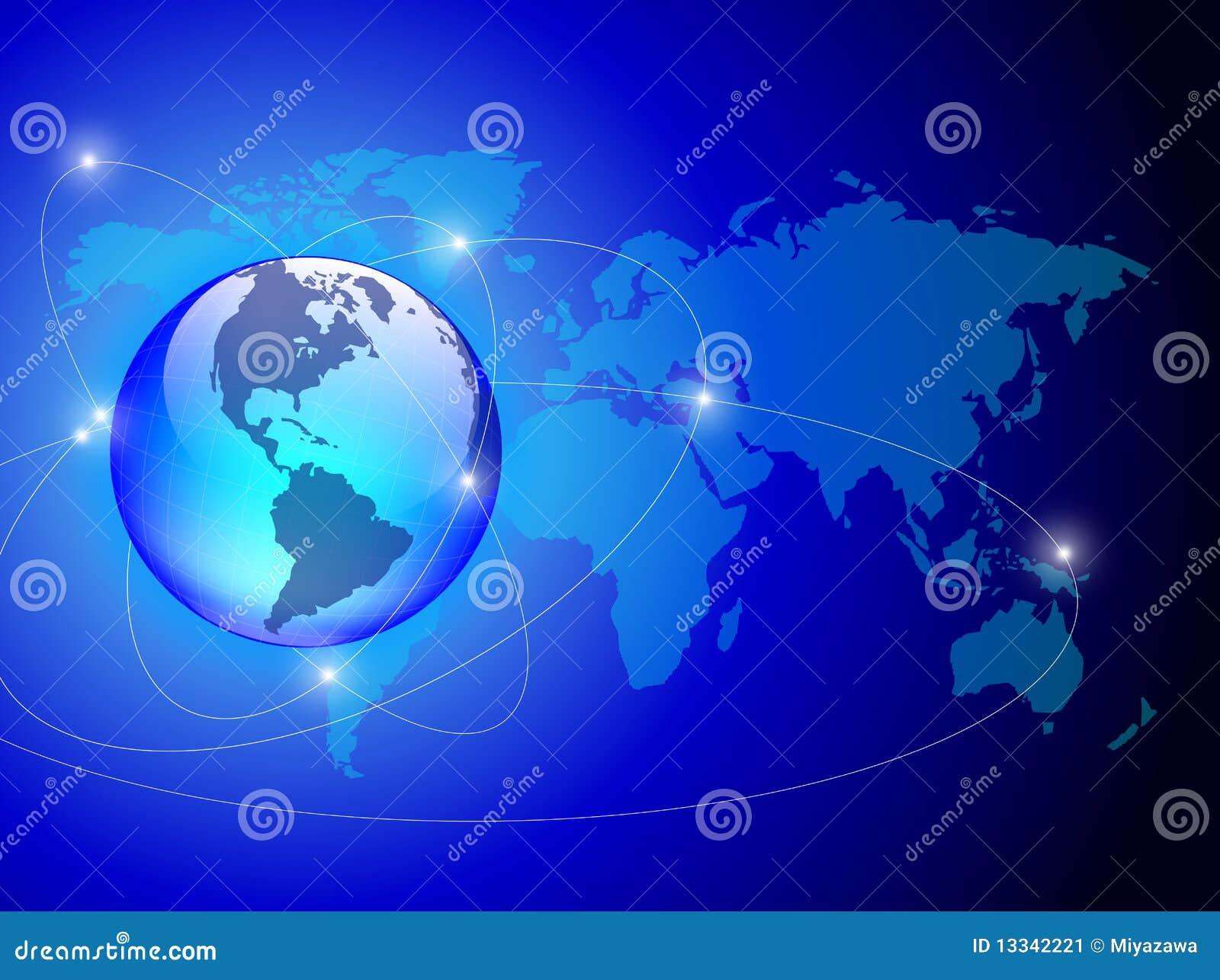 Wektorowy świat