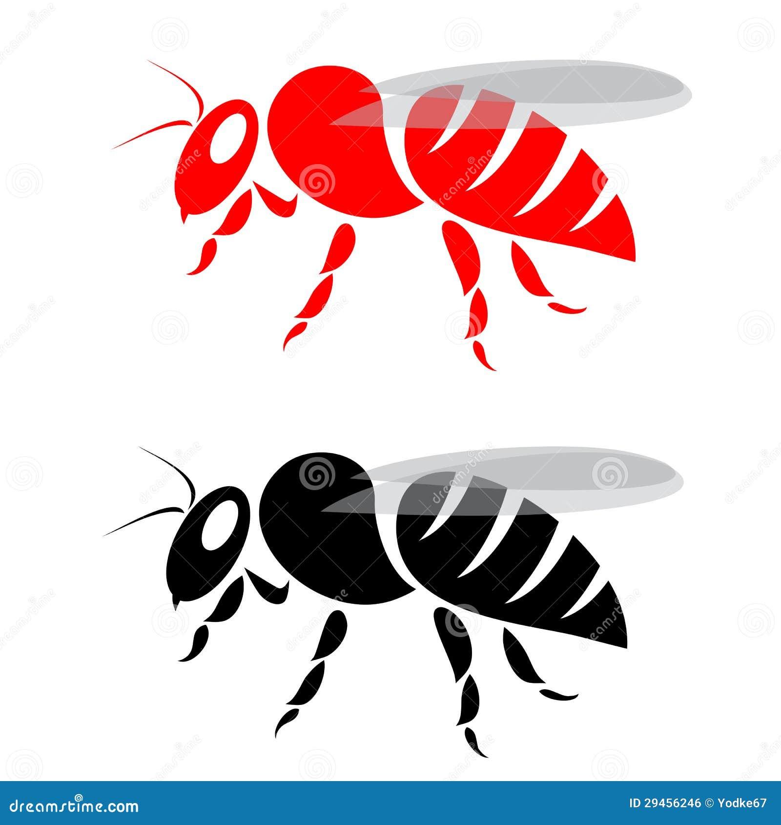 Wektorowy wizerunek beel