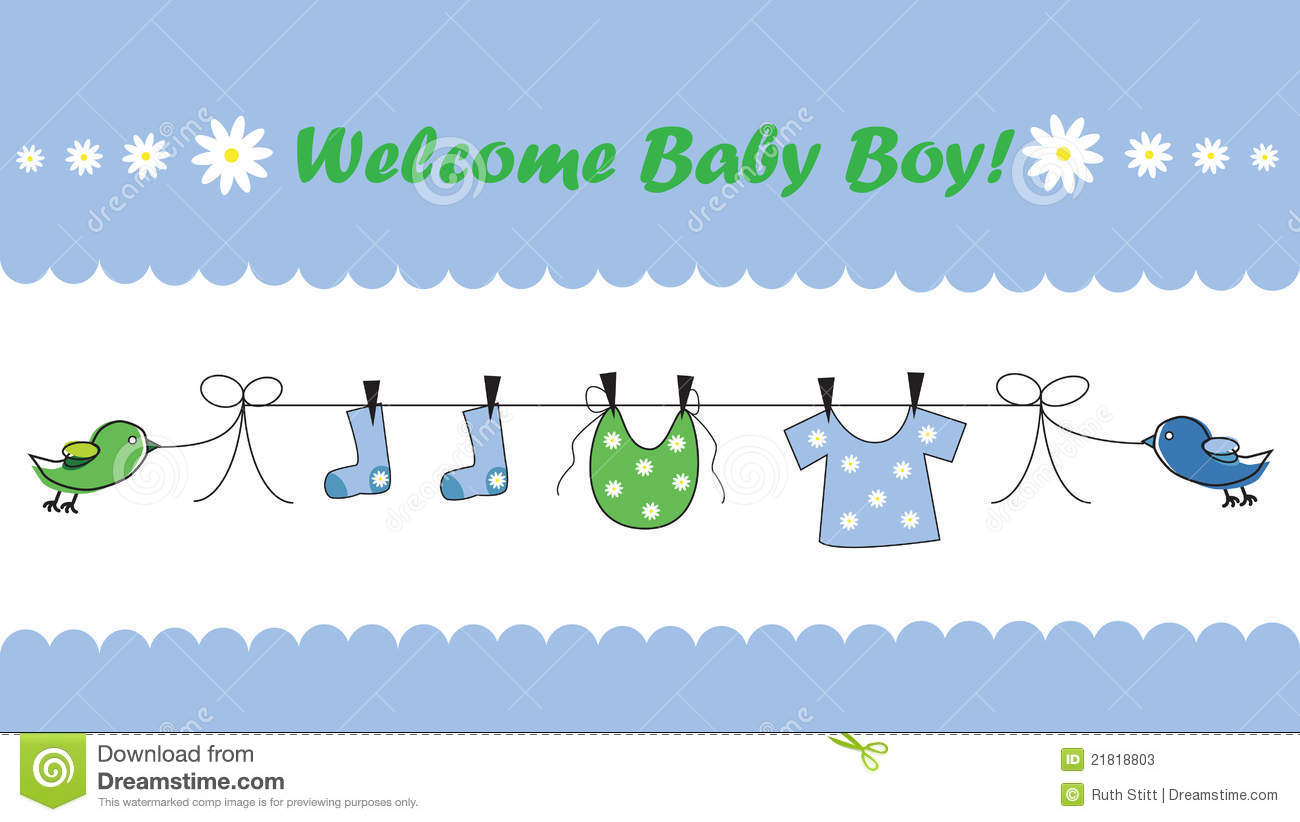 Welcome Baby Stock Photos  Image: 21818803