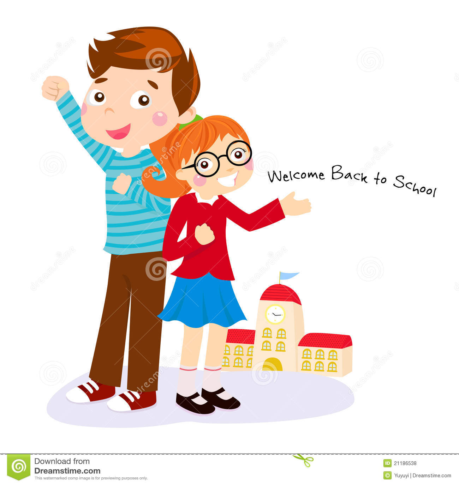 business money stock welcoming back children