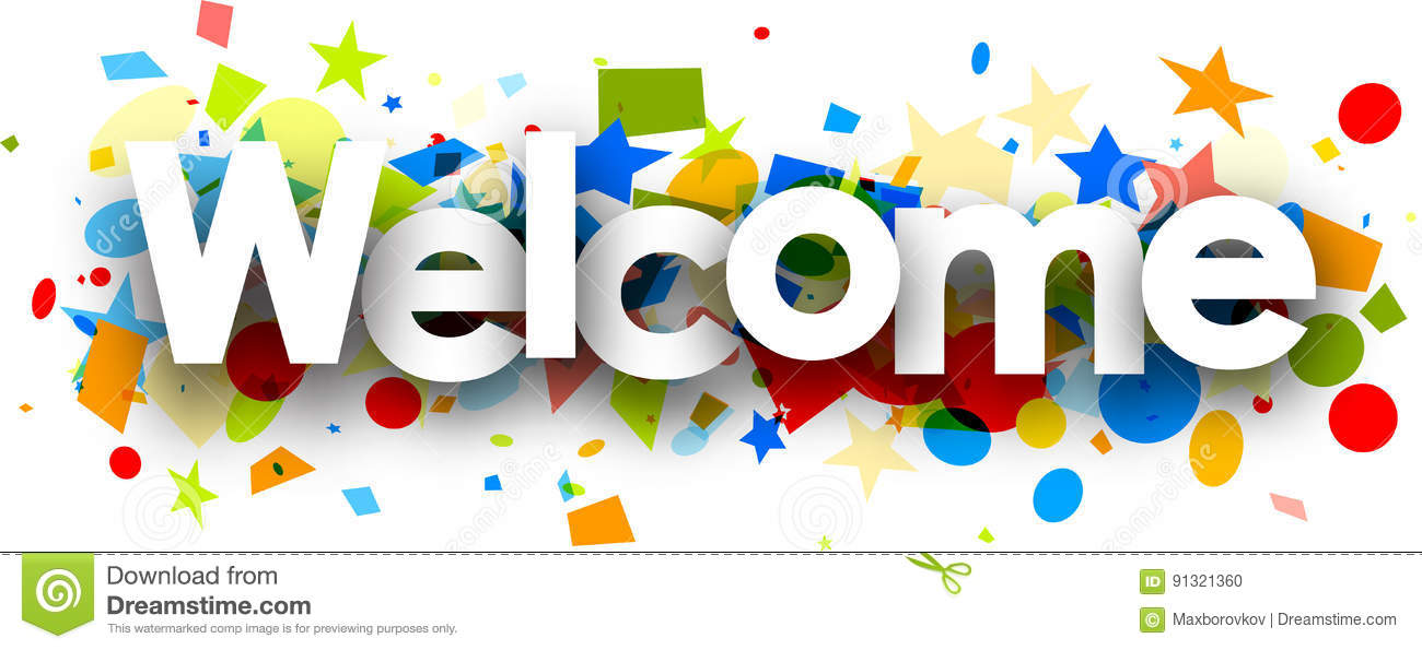 Free Welcome Banner Design Templates