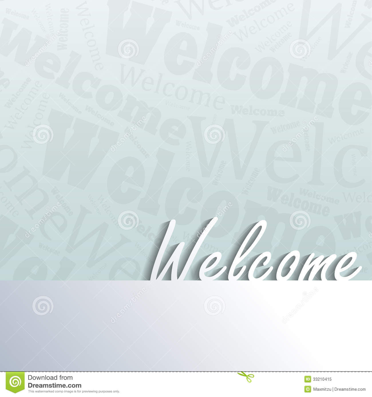 Welcome Background Royalty Free Stock Photo - Image: 33210415: dreamstime.com/royalty-free-stock-photo-welcome-background-space...