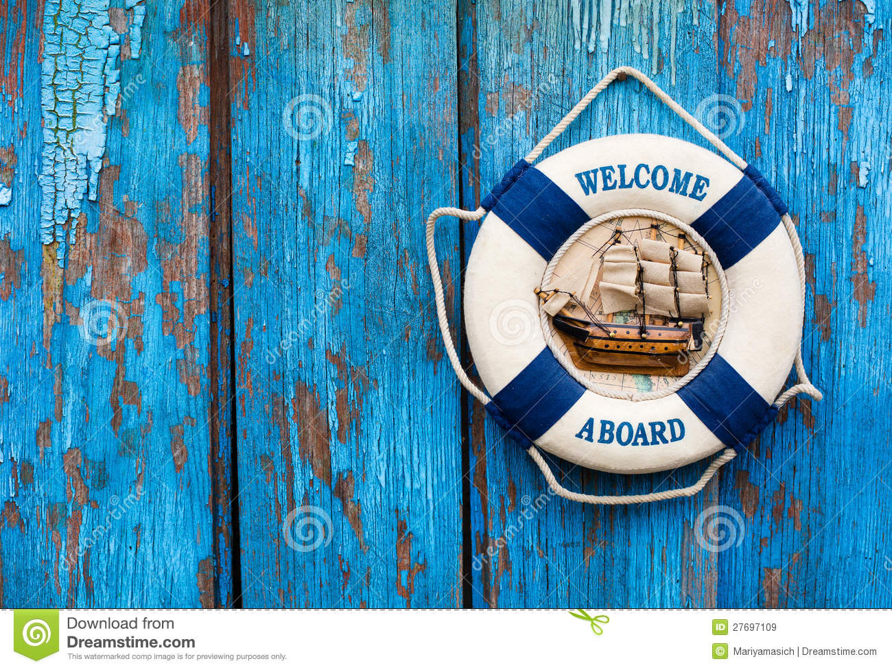 Welcome A Board Royalty Free Stock Images Image 27697109