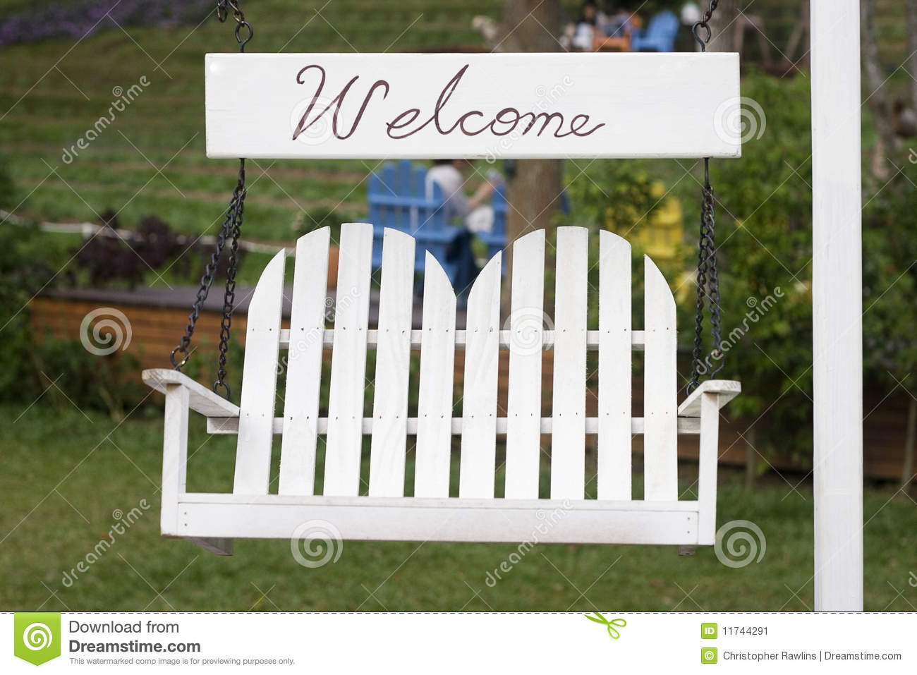 Welcome, Come in, Come in!
