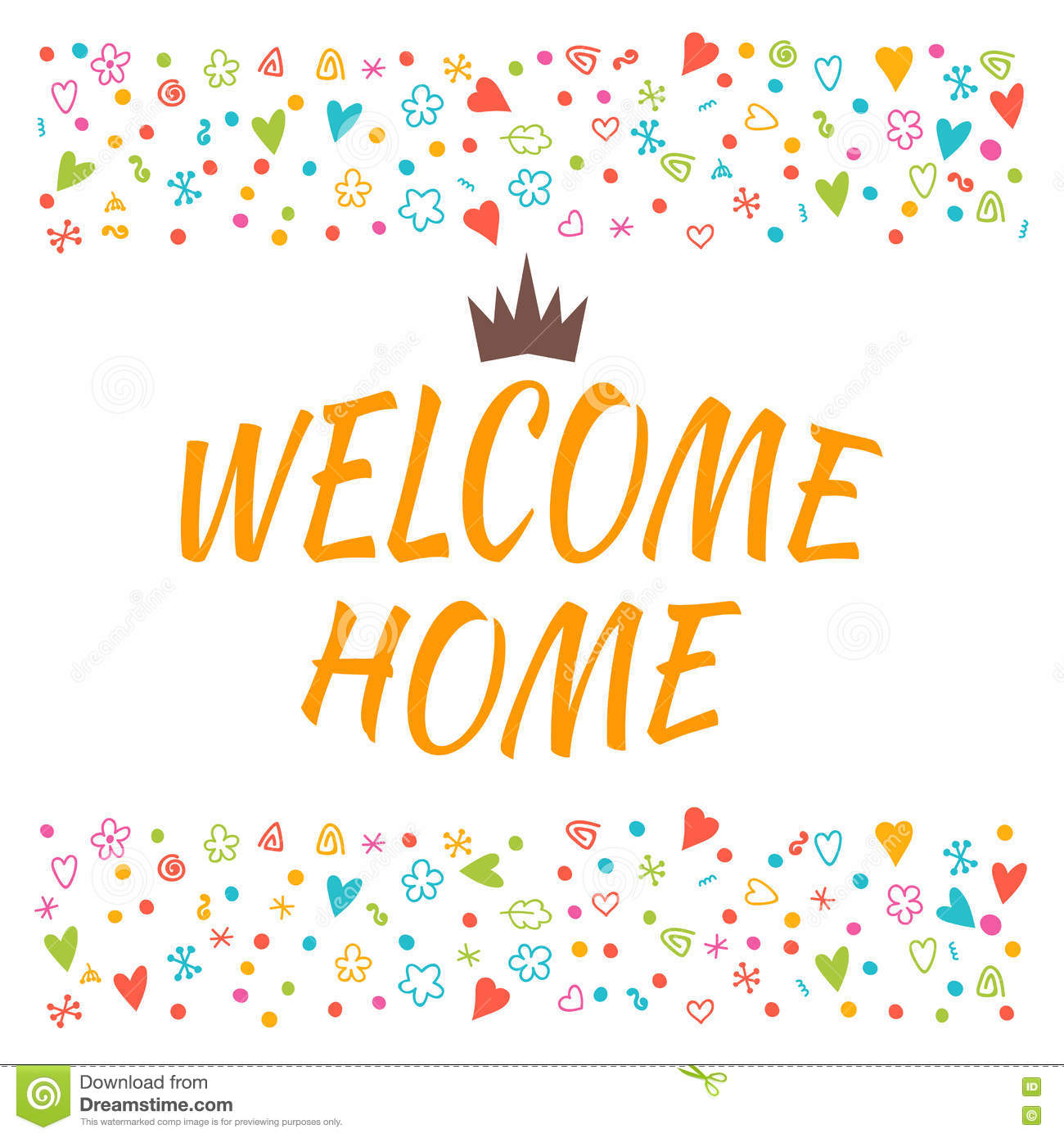 welcome-home-text-colorful-design-elements-cute-postcard-decorative-lettering-greeting-card-vector-illustration-72595461.jpg