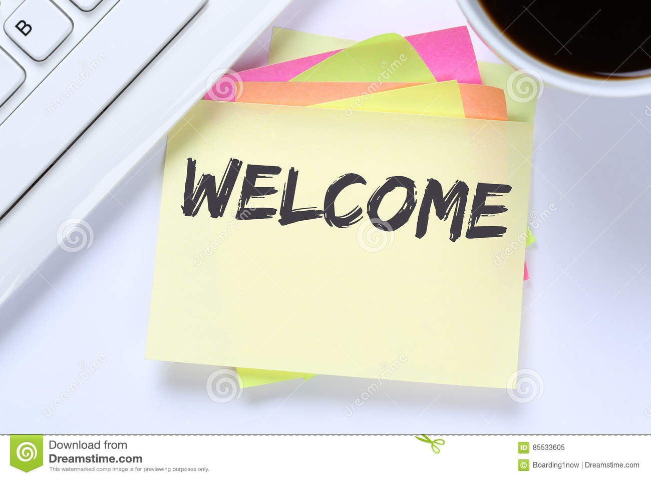 Welcome new employee stock images download 255 photos thecheapjerseys Images