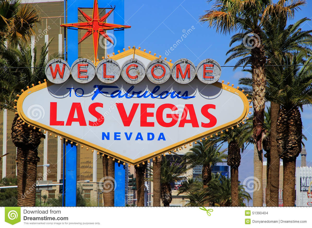 welcome to fabulous las vegas nevada sign editorial image 78897966. Black Bedroom Furniture Sets. Home Design Ideas