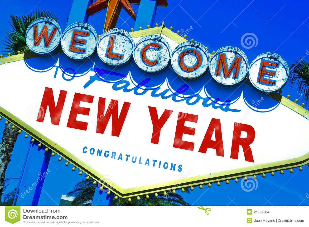 welcome to fabulous new year