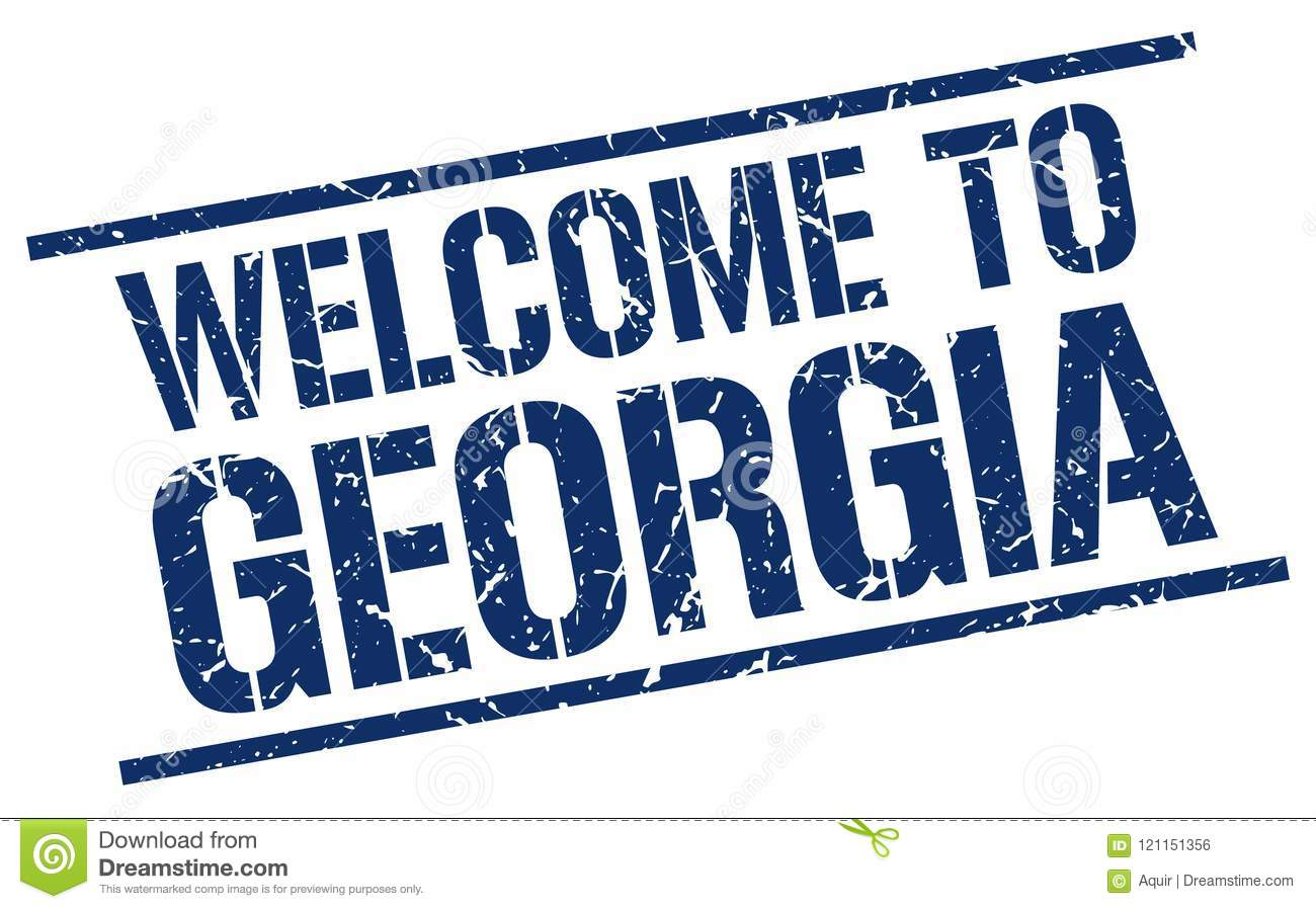 Welcome To Georgia Stock Illustrations – 65 Welcome To ...