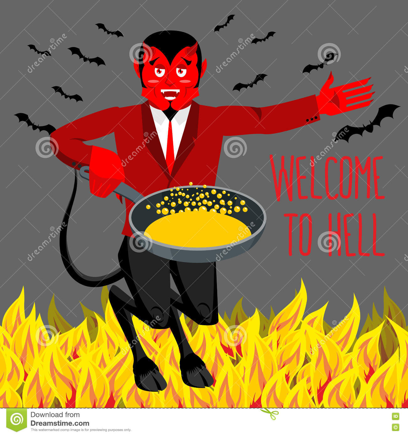 hell and satan Satan edit satan, formerly called lucifer, is the first major character introduced in the poem he was once the most beautiful of all angels, and is a tragic figure who famously declares: better to reign in hell than serve in heaven.