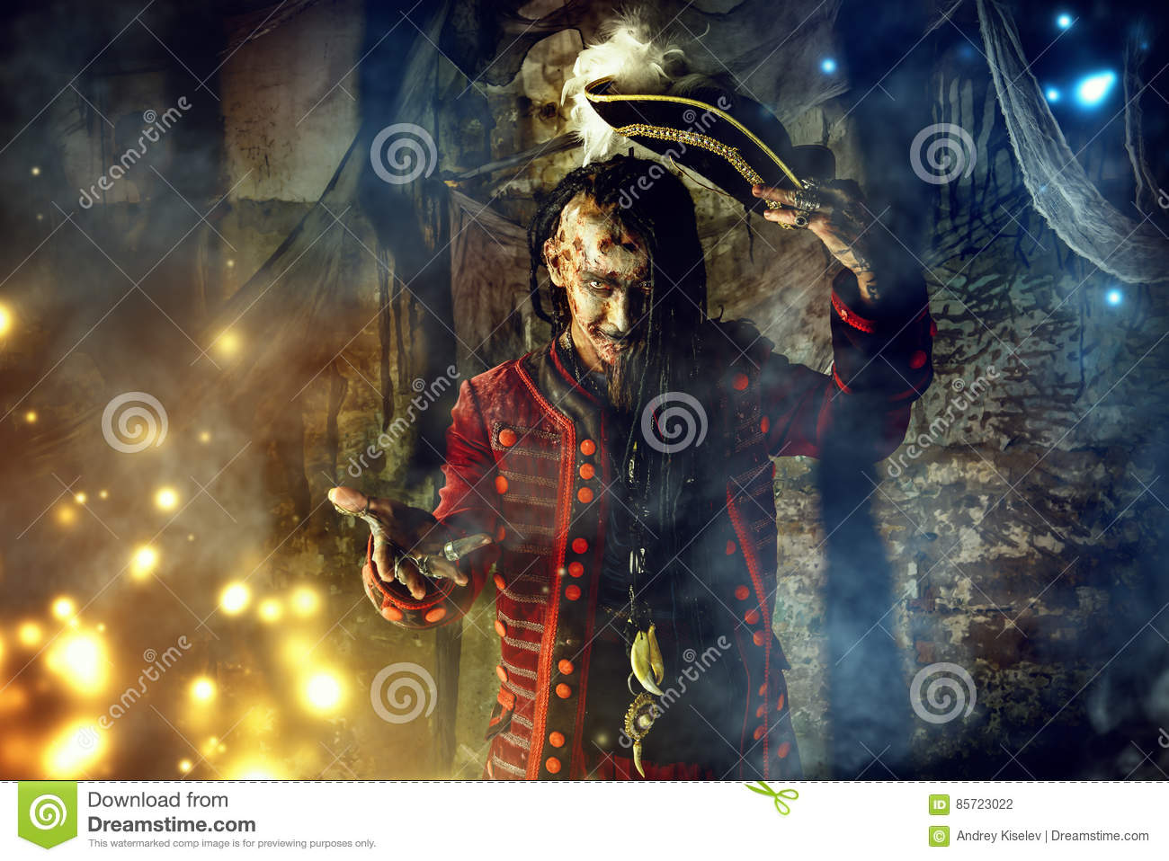 Welcome to Hell stock photo  Image of brave, angry, corsair - 85723022