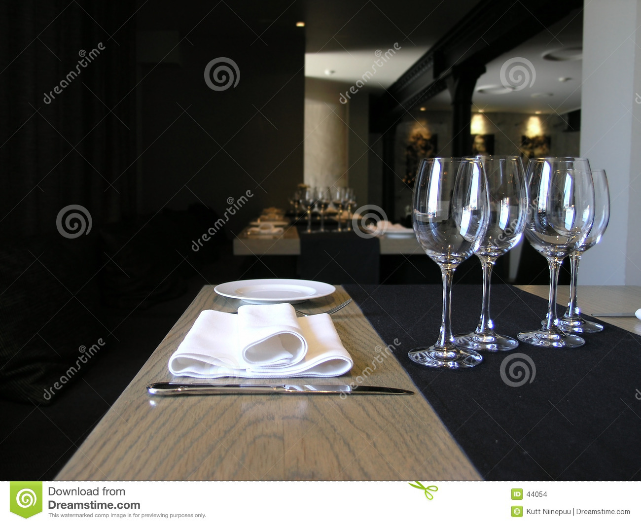 Welcome to our Restaurant!