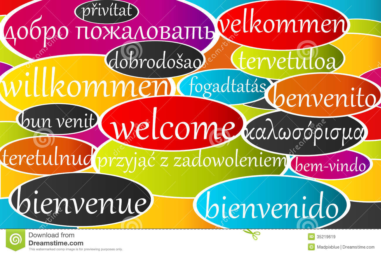 Welcome royalty free stock images image 35219619 How to say goodbye in romanian
