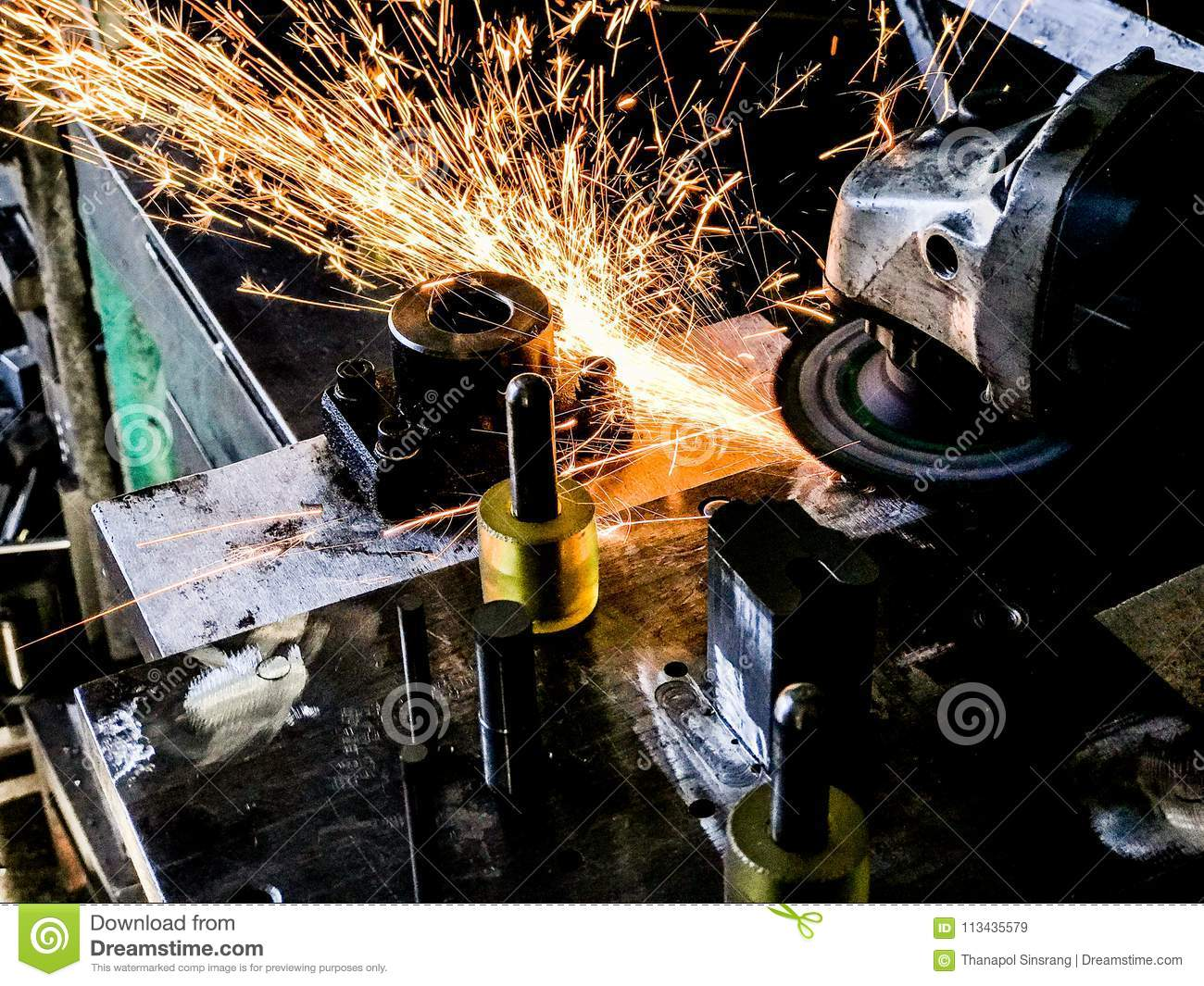 welding manufacturing process