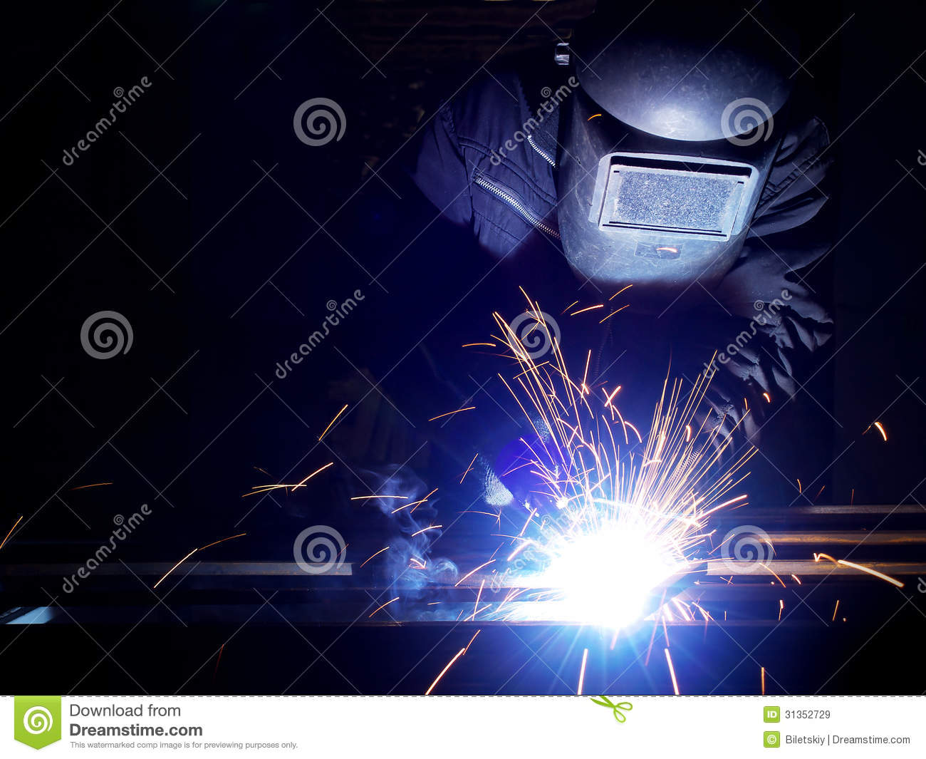 Starting a Welding Company – Sample Business Plan Template