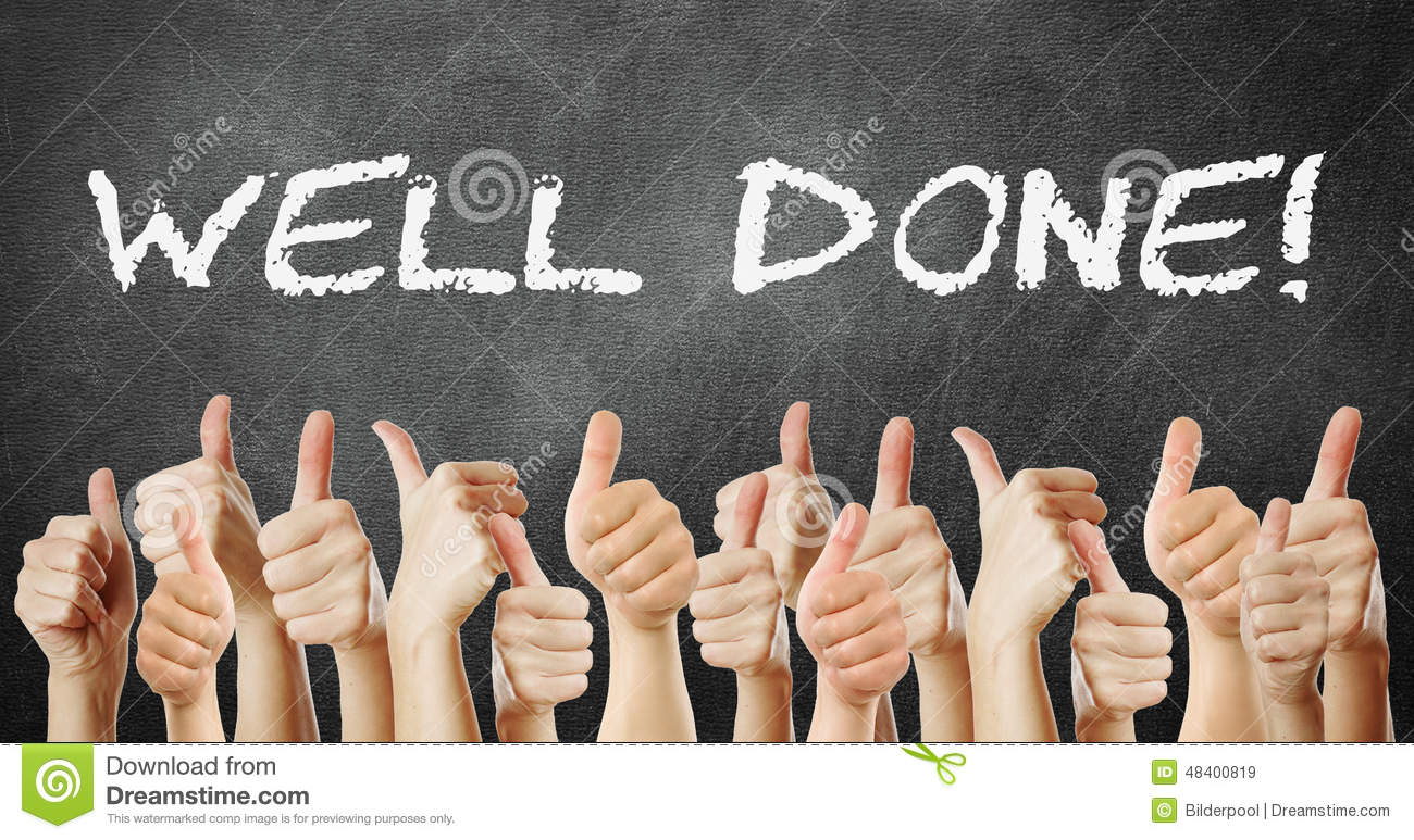 Well Done Stock Photo - Image: 48400819