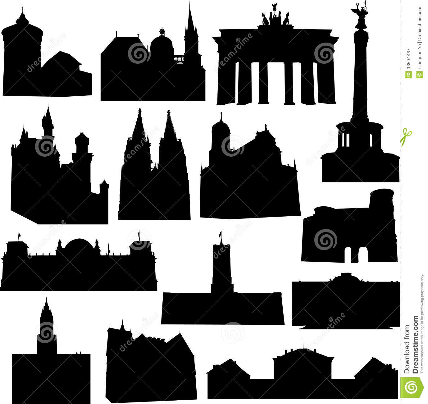augsburg cartoons illustrations vector stock images 9