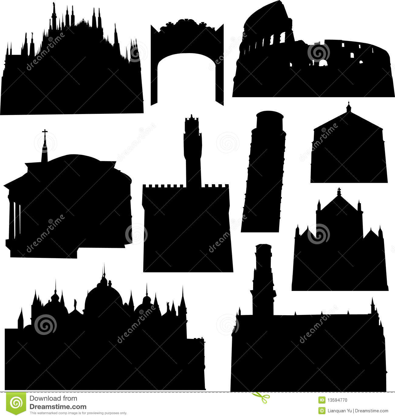 pics for gt famous italian architecture