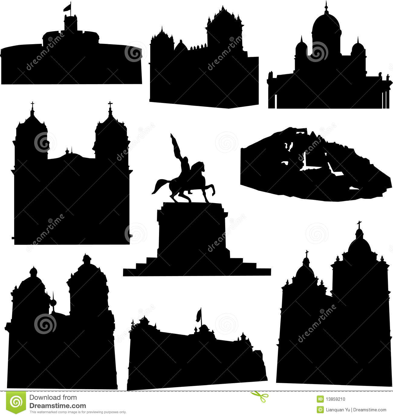 well known peru architecture stock photo image 13859210