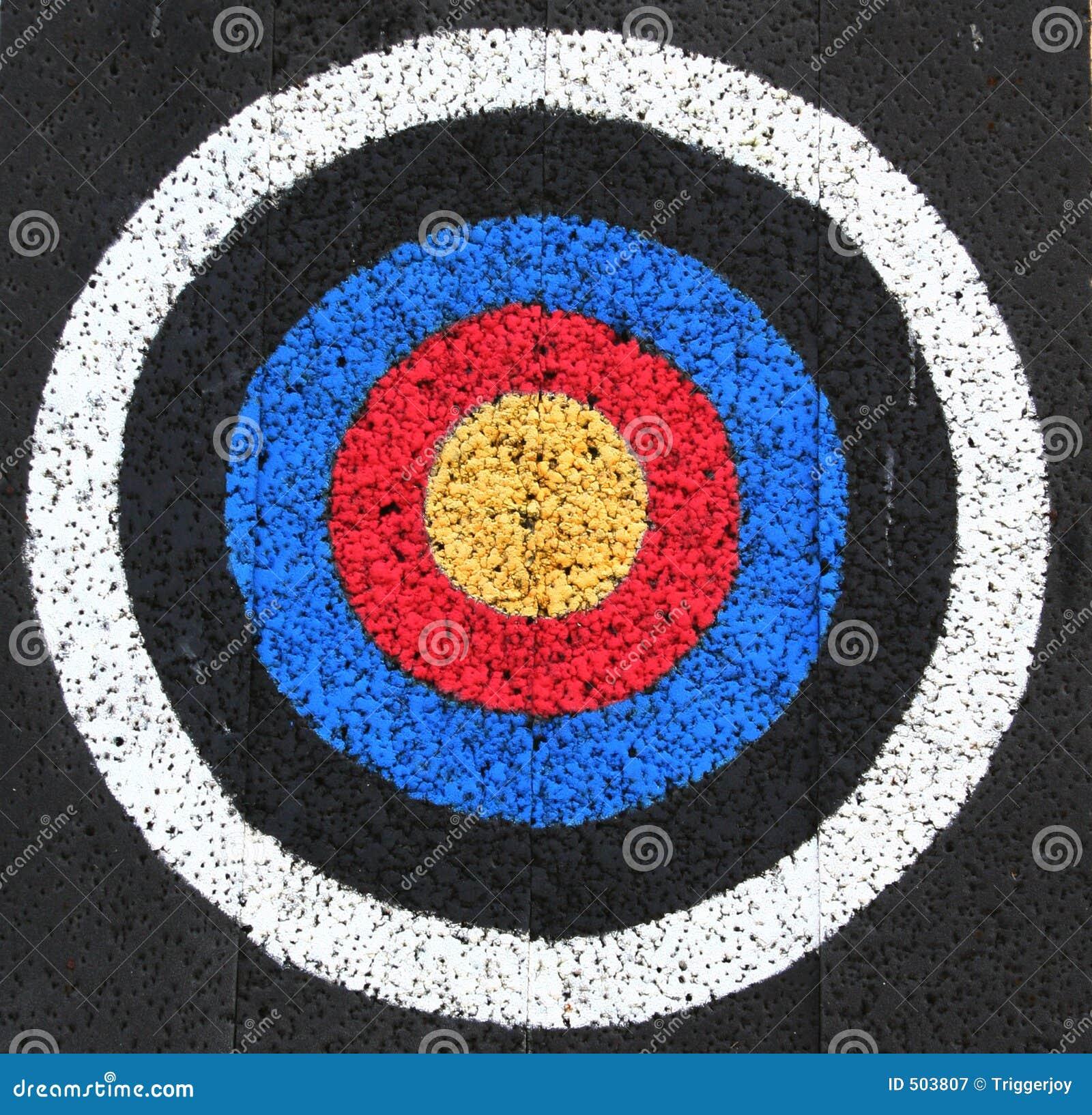 Well worn Target