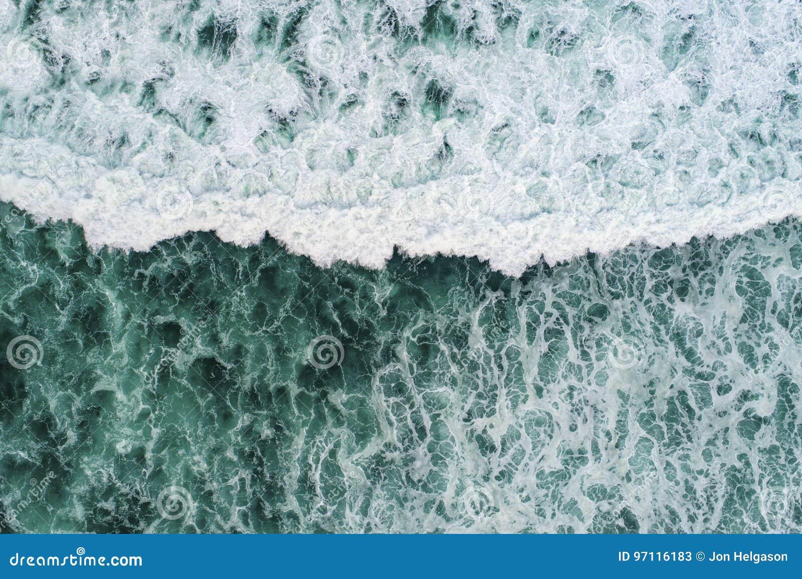 Welle von oben