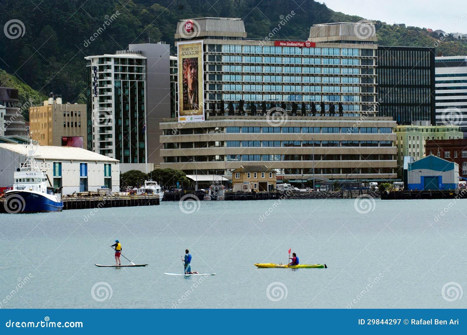 Arquitectura da cidade de Wellington
