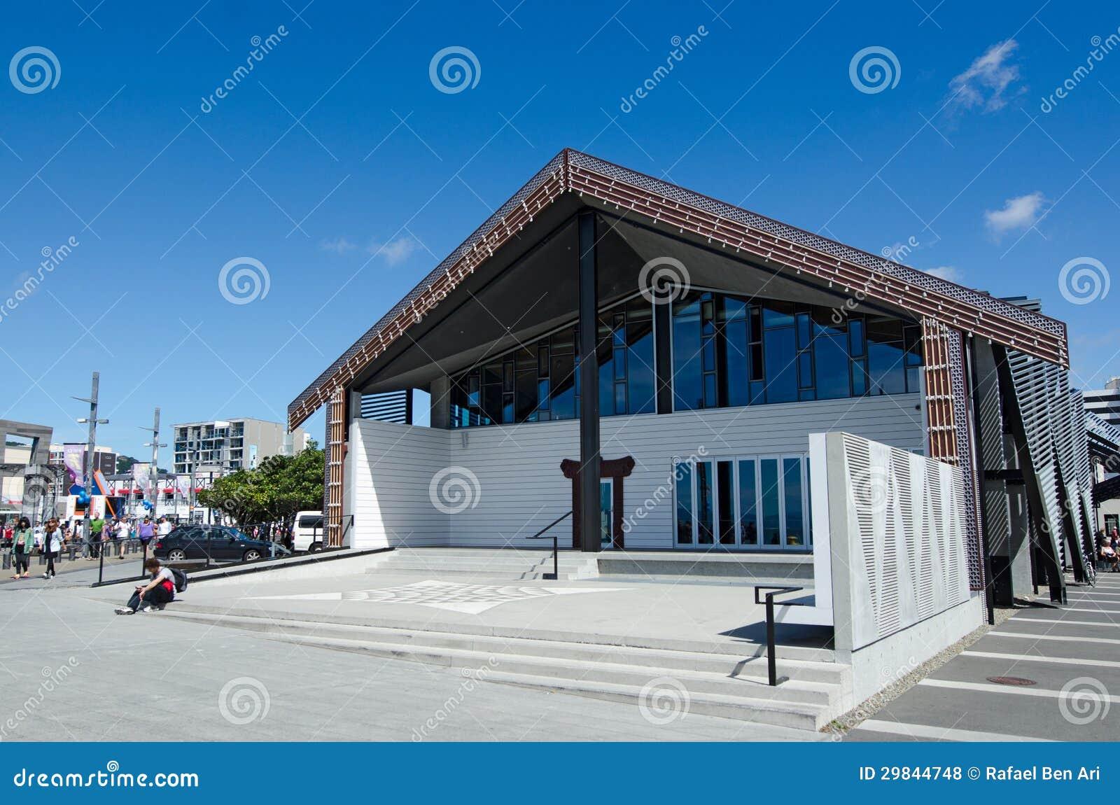 Beira-rio de Wellington
