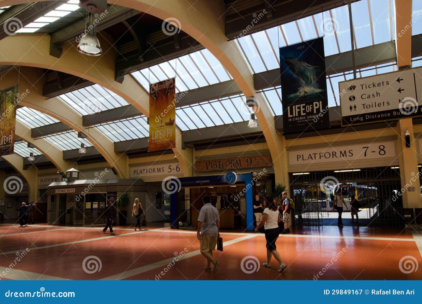 Estação de comboio de Wellington
