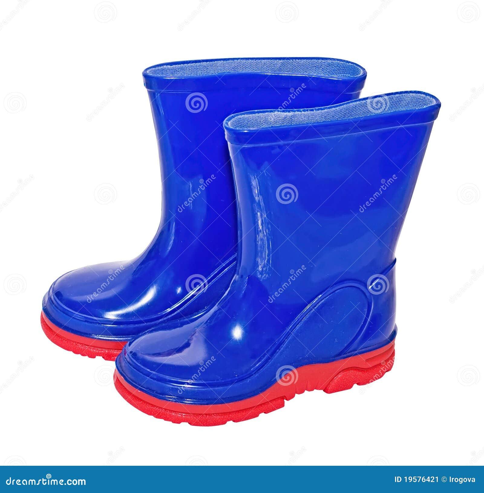 Wellington, (rubber) boots