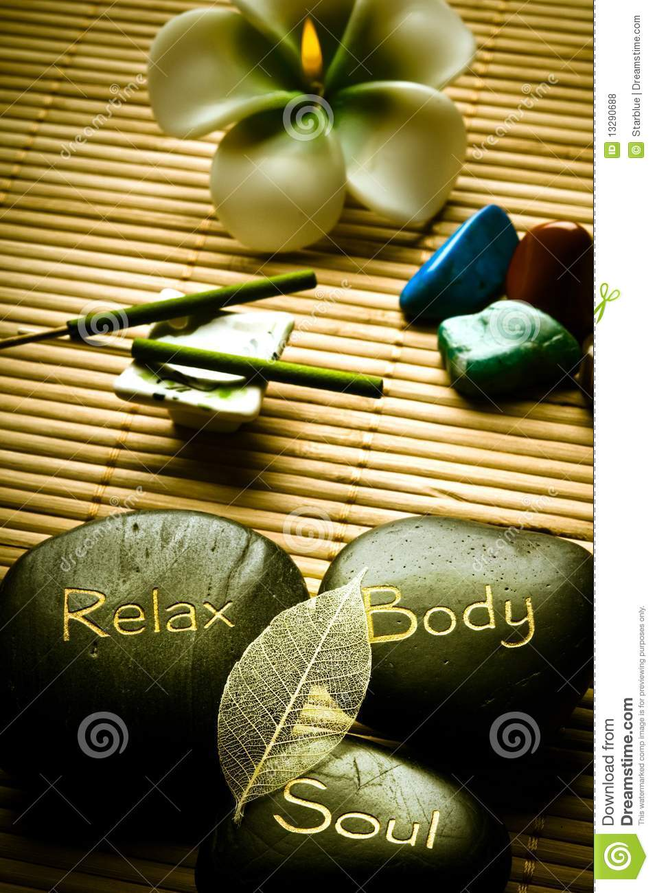 Wellness Stock Photo Image Of Peace Energy Tranquility