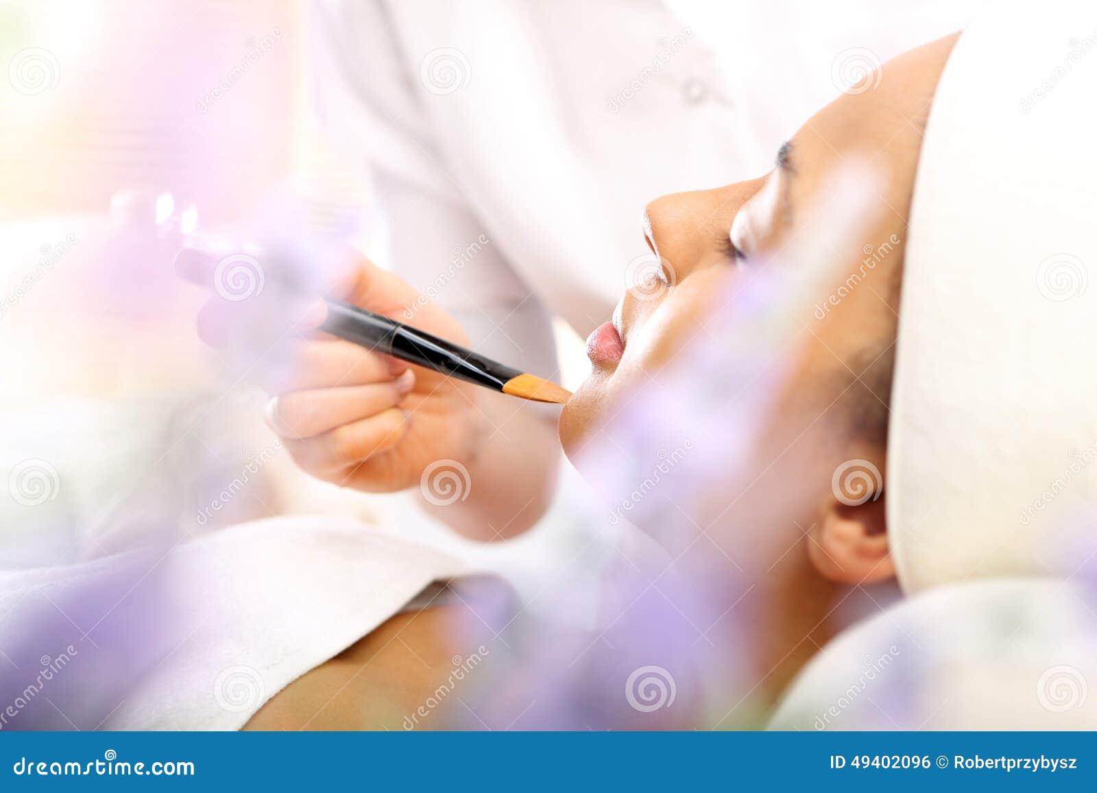Download Wellness stockfoto. Bild von gesundheit, kosmetik, erwachsener - 49402096