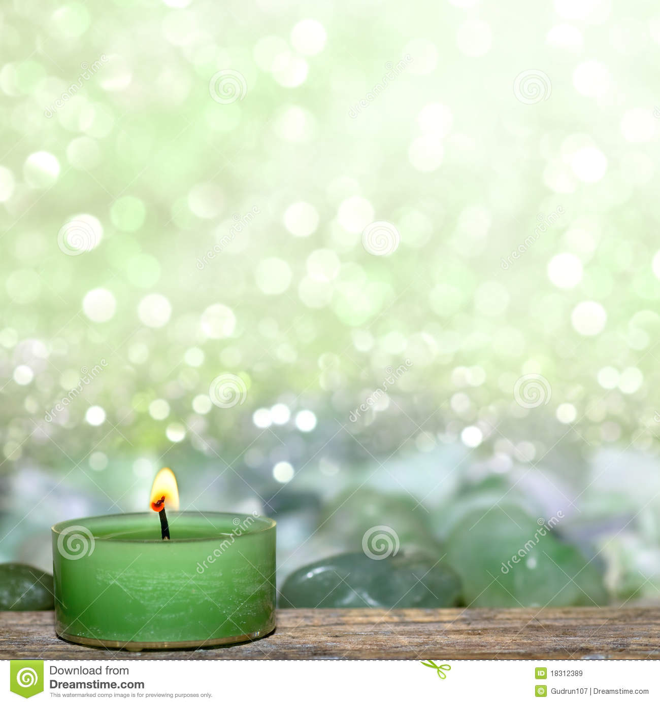 Wellness background  Wellness Candle On Bright Background Royalty Free Stock Images ...