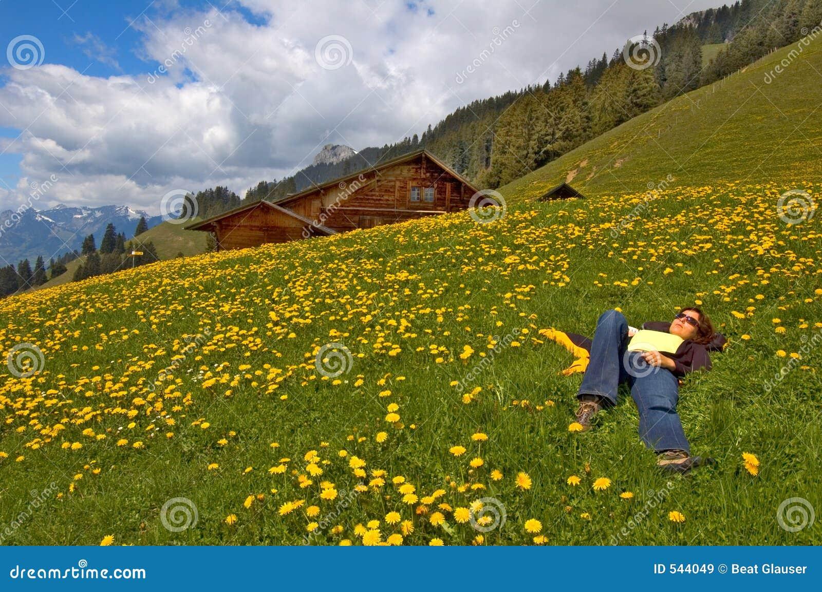 Wellness da montanha