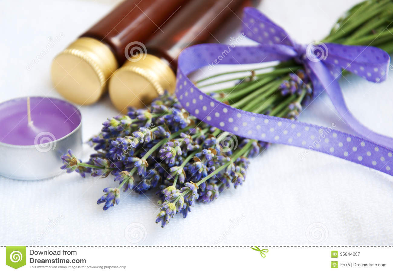 Wellness Products Royalty Free Stock Photography - Image: 35644287
