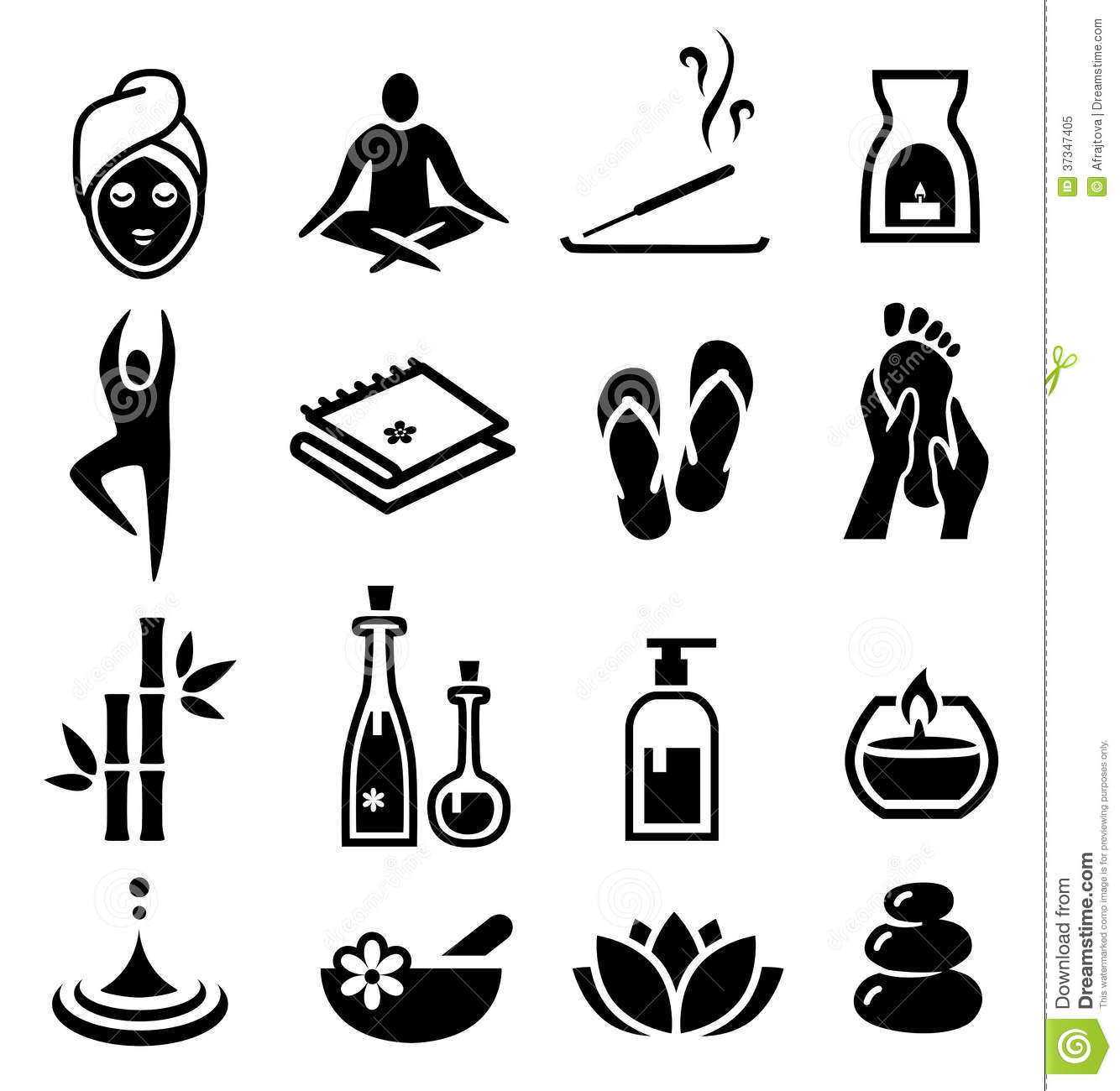 Wellness icon  Wellness and Relax Icons stock vector. Image of beauty - 37347405