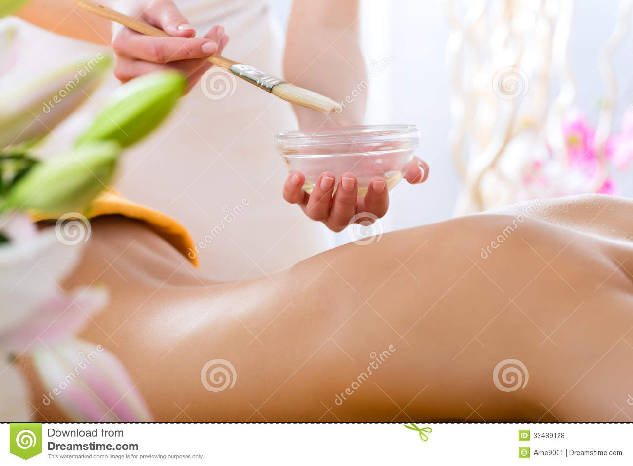 body to body massage valby wellness