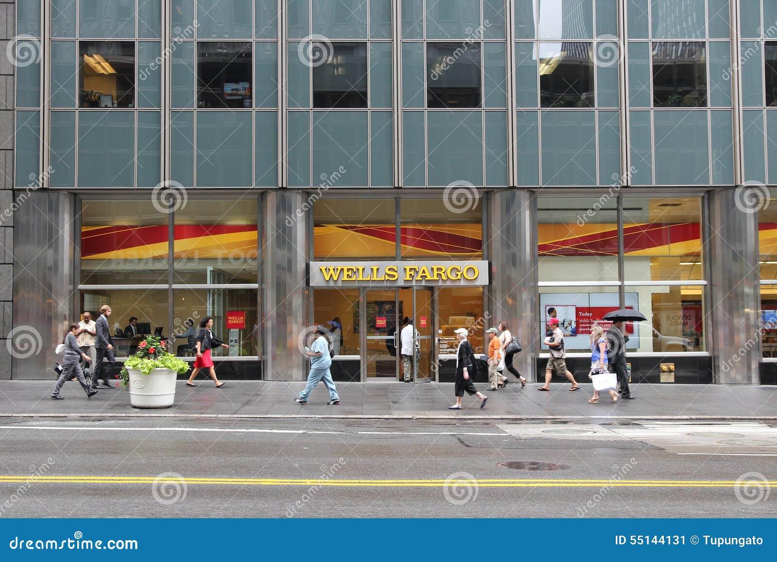 Wells Fargo Нью-Йорк