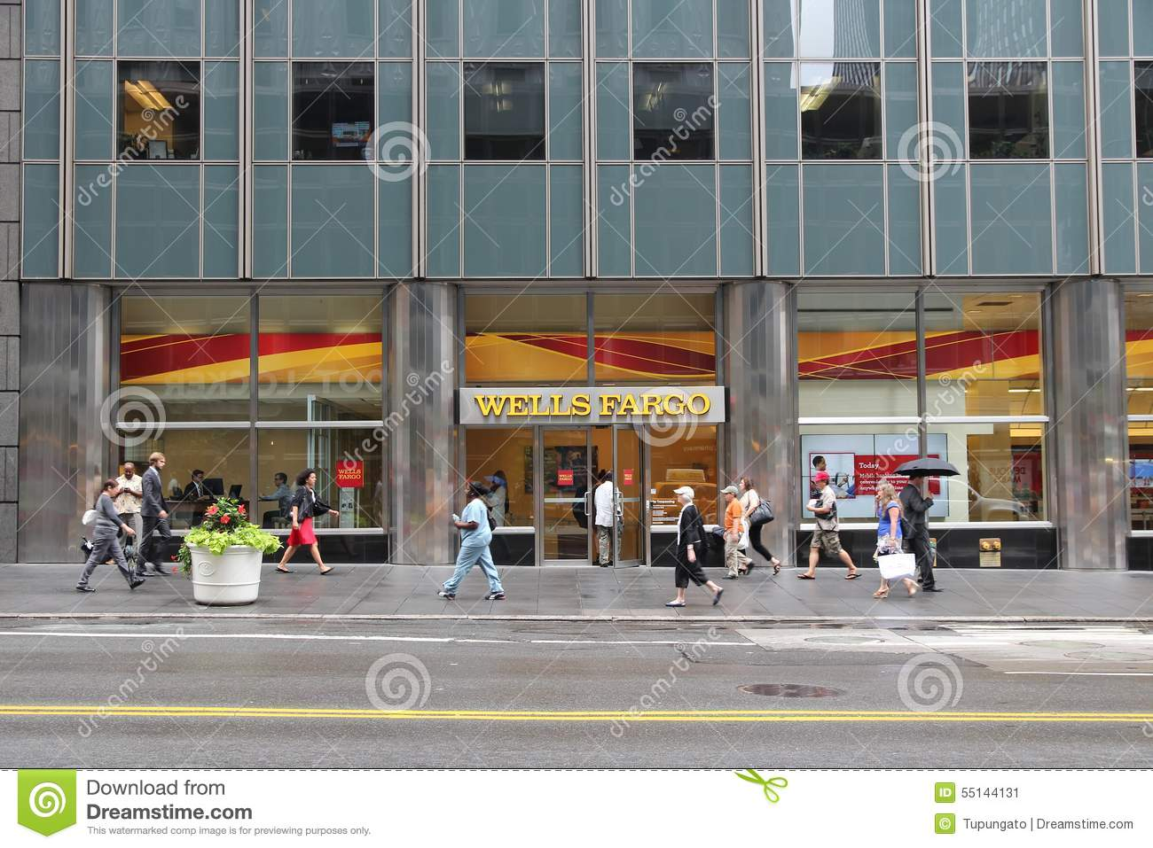 Wells Fargo New York