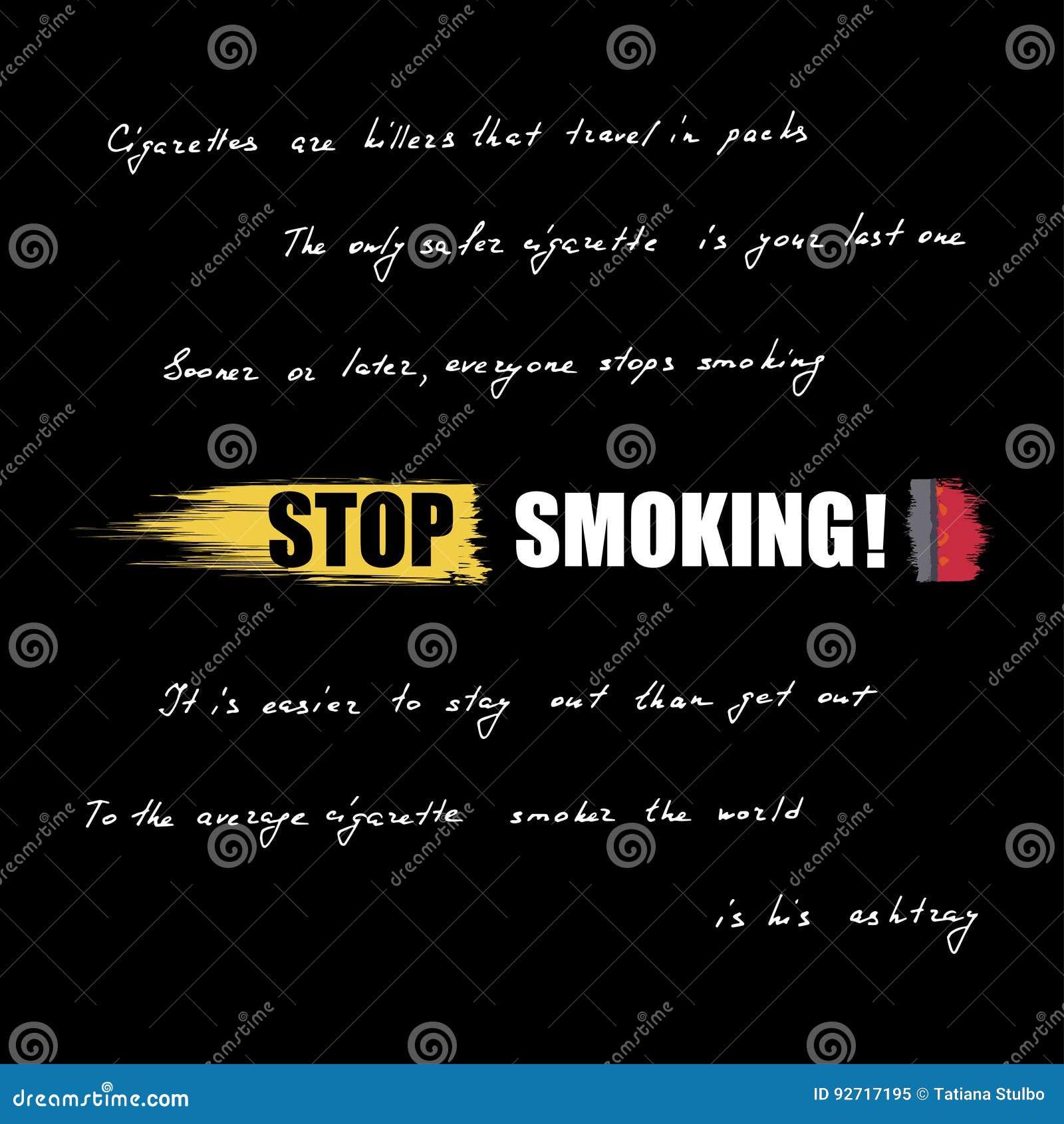 Welt kein Tabak-Tag vektor abbildung. Illustration von gefahr - 92717195