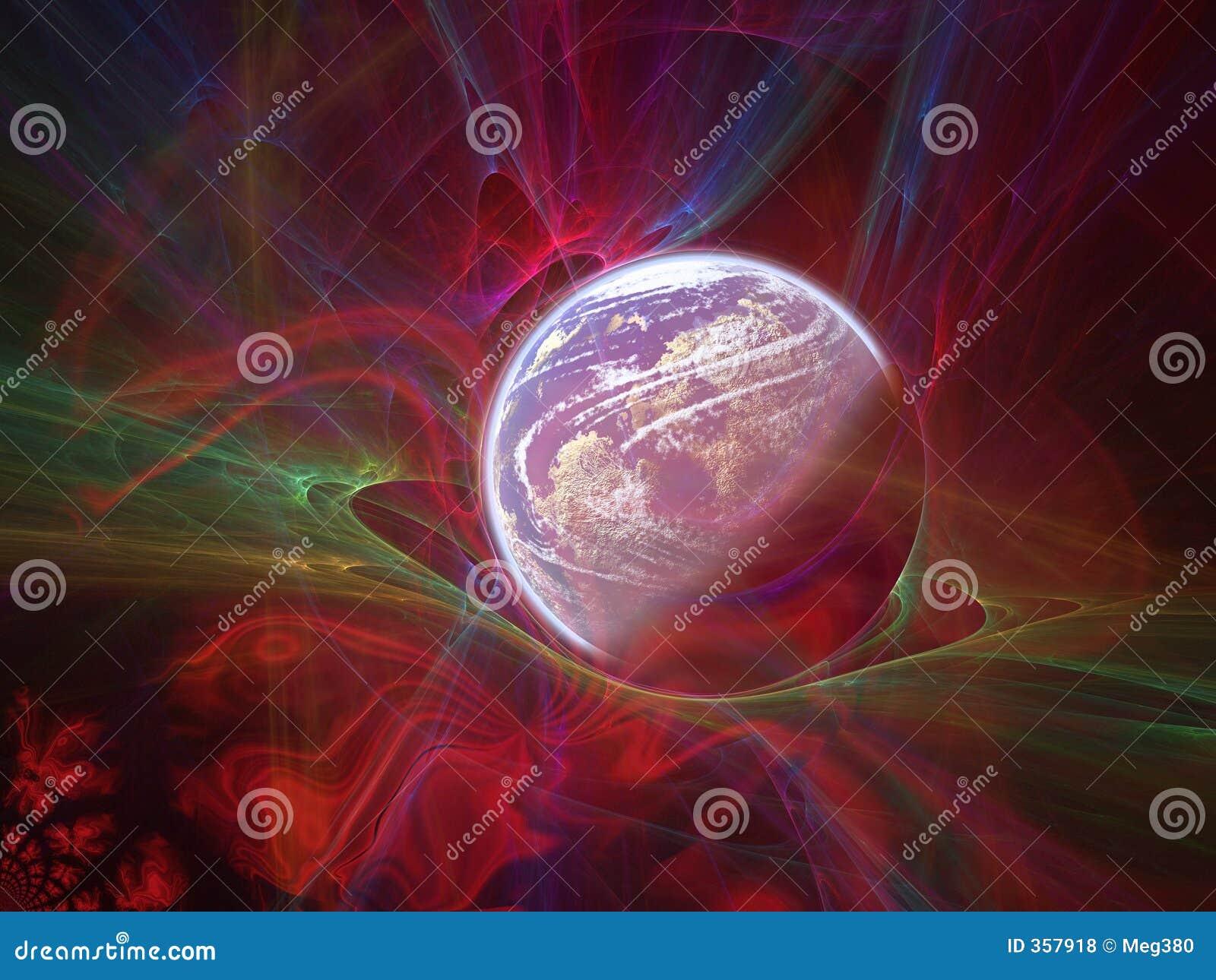 Welt und Himmel